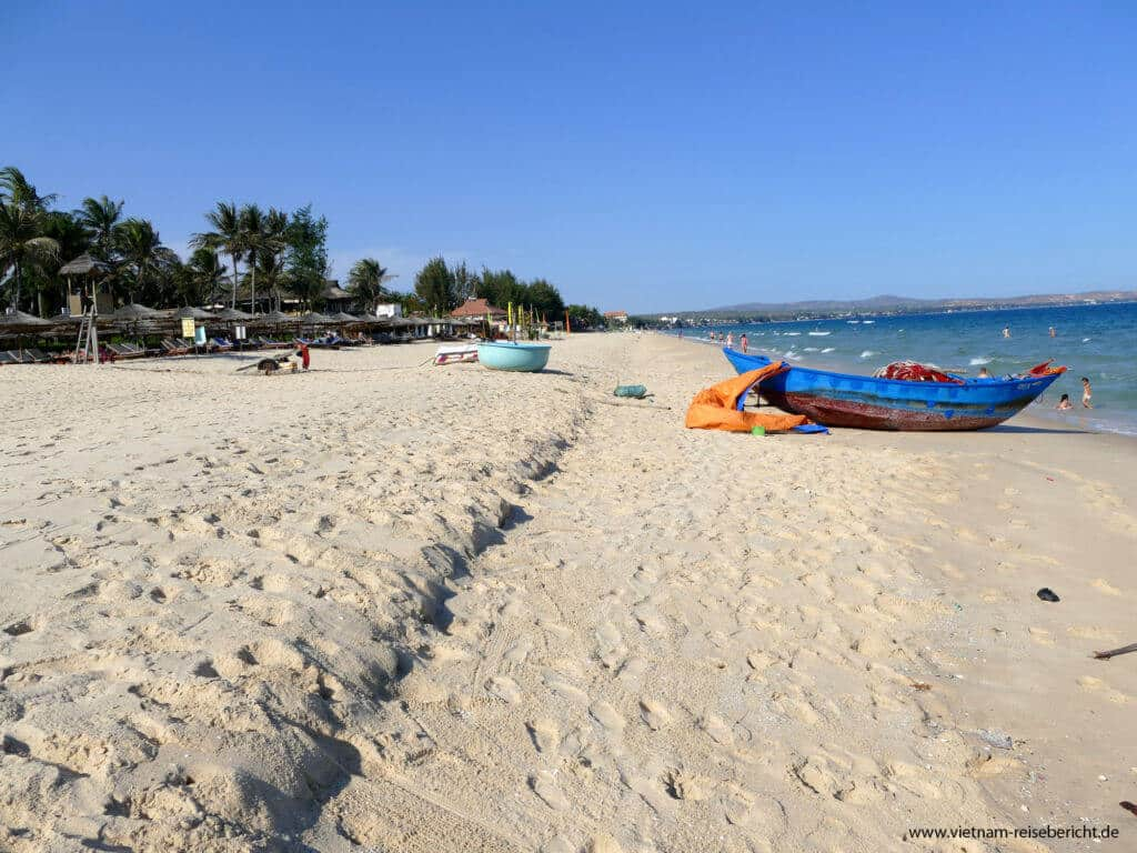 Strand in Vietnam Mui Ne - Phan Thiet