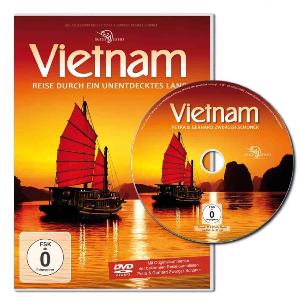 Vietnam Reisebericht DVD