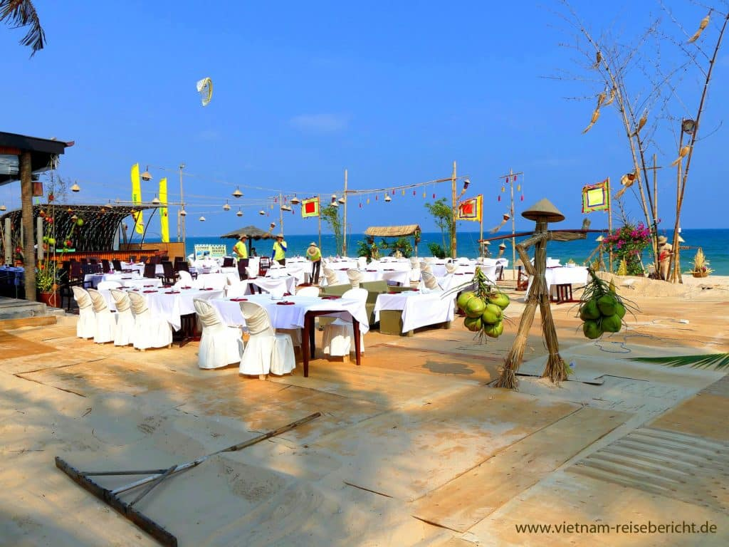 Strandhotel Bamboo Village Vietnam