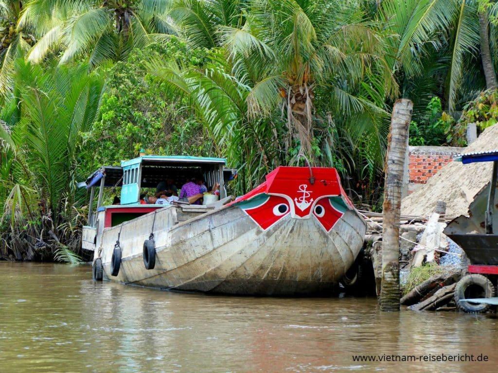 Vietnam Reisebericht - Mekong Delta