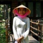 Vietnam Reisebericht - Vietnamesin