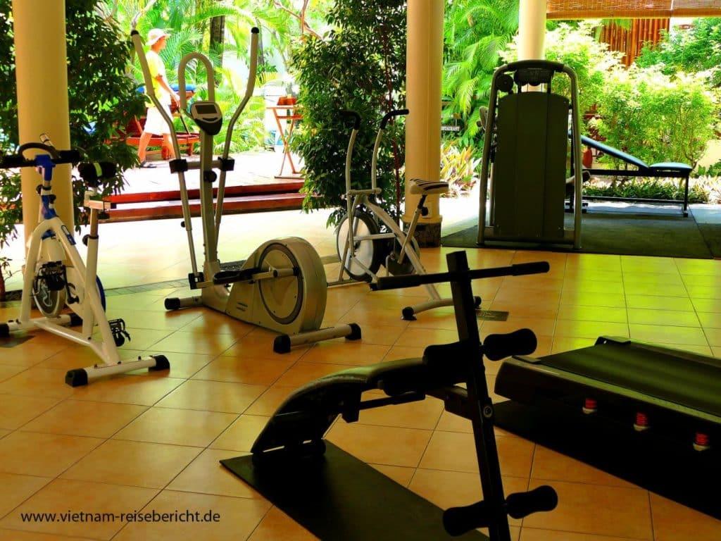 Sport & Fitness im Bamboo Village Vietnam